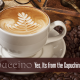 Cappuccino – Yes, Its from….